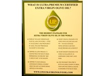 UP PREMIUM EXTRA VIRGIN OLIVE OILS STANDARD