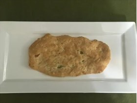 Rosemary Olive Flat Bread