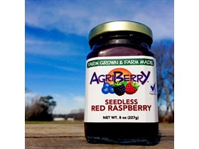 Seedless Red Raspberry